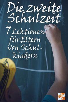 Die zweite Schulzeit ist schlimmer als die eigene Schulzeit: Sieben Wahrheiten in sieben Lektionen für Eltern eines Schulkindes   Schule   Schulbeginn   Back to School   Erfahrungsbericht   Muttis Nähkästchen
