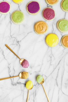 How To Make Bright Natural Food Coloring