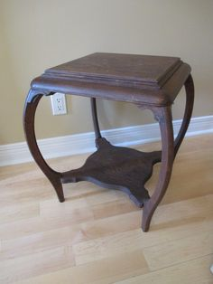 ANTIQUE END TABLE Estate sale from incredible Cumberland home – 1580 Stackhouse Court, Cumberland ON. Sale will take place Saturday, May 2nd 2015, from 8am to 4pm. The closest major intersection is Highway 174 & Old Montreal Road. Visit www.sellmystuffcanada.com to view photos of all available items and full sale description!