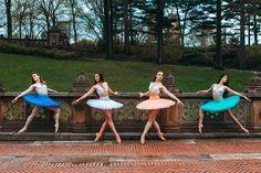 In collaboration with @tutusbymissdonna // Dancers @lalalalindsayy @laurynmasci @sarahtakash & @frannyy_in_a_glass // Ballet Zaida is…