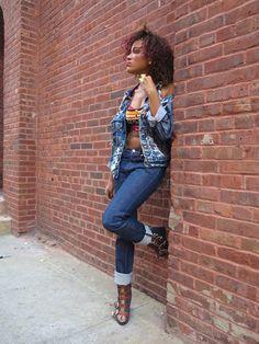 Face Hunter: NEW YORK - fashion week ss 13, day 7, 09/12/12