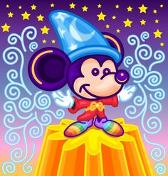 ^ Today's creation for Fan Art Friday! Mickey And Friends, Mickey Minnie Mouse, Disney Characters, Fictional Characters, Fan Art, Deviantart, Illustration, Artist, Mousse