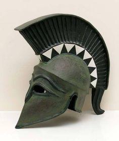 Macedonian Hoplite Helmet.