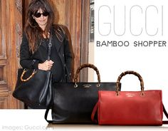 c933097de40cc 24 Best Gucci bamboo shoppers tote images   Gucci bamboo, Shopper ...