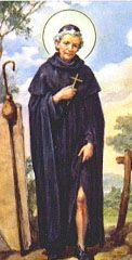 St. Peregrine, patron saint for cancer victims