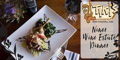 Tiki's Grill & Bar presents Niner Wine Estates Winemaker's Dinner - http://fullofevents.com/hawaii/event/tikis-grill-bar-presents-niner-wine-estates-winemakers-dinner/ #hawaiievents #Tiki's Grill & Bar presents Niner Wine Estates Winemaker's Dinner