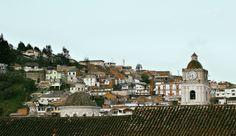 Fragmento del Centro Histórico de Quito