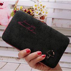Universal Women Umbrella 5.5 Inch Phone Wallet Case Purse For Iphone,Xiaomi,Redmi,Samsung