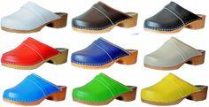 Zuecos - Zuecos - hecho a mano por slippersdirect en DaWanda