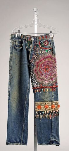 Jeans late 1960s-early 1970s The Metropolitan Museum of Art