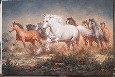 มุ่งสู่จุดหมาย Horse Drawings, Animal Drawings, Arabian Art, Running Horses, Animal Sculptures, Horse Art, Wild Horses, Skull Art, Beautiful Horses