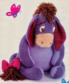 Amigurumi Winnie Pooh Patron Gratis : 1000+ Bilder zu Amigurumi auf Pinterest Hakelmuster ...
