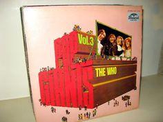 Who, The - Pop Giants, Vol. 3 1970 MINT-