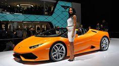 #iaa #iaa2015 Frankfurt Motor Show #lamborghini