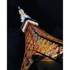 Instagram【naoshiii】さんの写真をピンしています。 《今日は愛車ゴルフの車検😎 ハミタイ&テールランプ光量不足指摘されて萎えぽよ。 . #東京タワー #tokyotower #tower #夜景 #nightview  #tokyo #写真好きな人と繋がりたい #写真撮ってる人と繋がりたい #instagood #instalike #canon #canonphotography #eos80d #canon80d #follow #ファインダー越しの私の世界 #一眼レフ #instacool》
