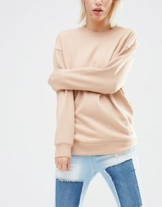 Bild 3 von ASOS – Ultimate – Übergroßes Sweatshirt