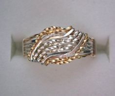 Wire Wrapped Ring Tutorial | ... and elegant wire wrapped ring suitable even for wire wrap novices