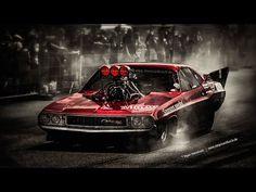 Супер Быстрые Американские Драгстеры Драг Гонки / Super Fast American Dr...