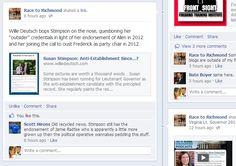 Stimpson Campaign Director Attacks Messenger