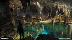 ArtStation - Rise of the Tomb Raider - Production Design Concept Arts, Yohann Schepacz OXAN STUDIO
