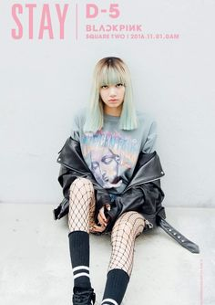 Black Pink Yes Please – BlackPink, the greatest Kpop girl group ever! Blackpink Lisa, Jennie Blackpink, Moda Kpop, Blackpink Fashion, Korean Fashion, Kpop Girl Groups, Kpop Girls, Blackpink Outfits, Casual Outfits