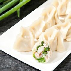 【 琦媽水餃達人】三星蔥水餃25粒 Frozen Dumplings, Garlic, Soup, Vegetables, Ethnic Recipes, Vegetable Recipes, Soups, Veggies