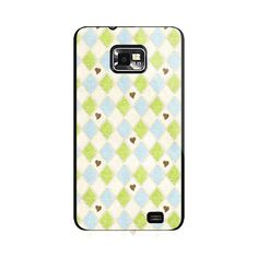 Hearts And Diamonds Samsung Galaxy S2 Case