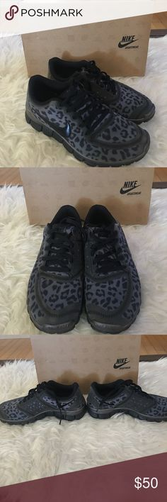 Nike free 5.0 v4 Used great condition only worn a few times comes with box runs a half size small. Fits a 5.5 Nike Shoes Athletic Shoes