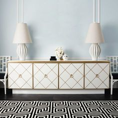 Why We Want Everything From Greg Natale's Glamorous New Furniture Collection via @MyDomaineAU