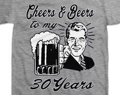 30th birthday shirt   Etsy