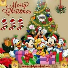 We would like to wish all of you a Merry Christmas from all of us here at Chip and Co. You are the reason why we do what we do. Lets not forget the reason for the season… The Christmas Story – St. Luke And it came to pass in those days, that … Disney Merry Christmas, Disney Christmas Decorations, Mickey Mouse Christmas, Christmas Cartoons, Mickey Mouse And Friends, Christmas Countdown, Merry Christmas Pictures, Christmas Scenes, Christmas Books