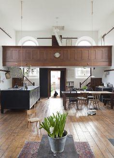 Shadow House - Jonathan Tuckey Design - en.presstletter.com