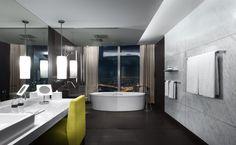 7 indrukwekkende badkamers
