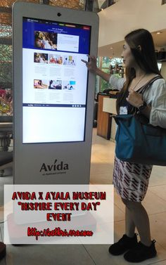 "Avida x Ayala Museum ""Inspire Every Day"" Event 