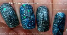 RoseBox: Opa exagerei nas estampas #nailart #ongles