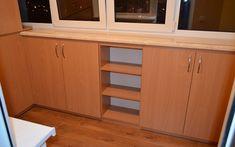 Шкафчики на балконе: 40 уютных идей для обустройства - Ярмарка Мастеров - ручная работа, handmade