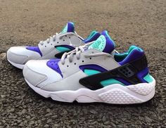 Nike Air Huarache Grape
