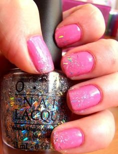 Pastel Pink Christmas nails,Candy Pastel Pink nails for Christmas #pink #girls #nails #christmas www.loveitsomuch.com