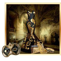 """Phantom of the Opera - Theatre"" by flowerchild805 on Polyvore"