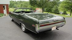 1970 Chrysler 300 Convertible - 3
