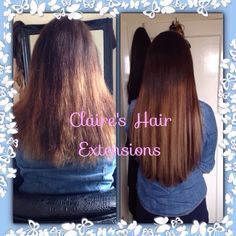 #Remy AAAA #Russian Standard #Prestige #Hair #Extensions Micro Rings fitted by @claireshairextensions (Instagram) from #Ripley #Derbyshire #microring #hairextensions
