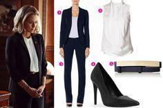 Madam Secretary Style | SharpHeels