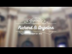 20 Wedding Titles | After Effects template
