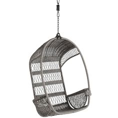 Swingasan® - Gray - Wrought Iron - Outdoor