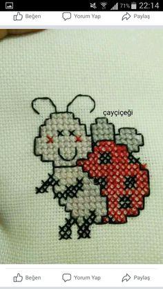 Cross Stitch Fabric, Cross Stitch Cards, Cross Stitch Embroidery, Fuse Bead Patterns, Beading Patterns, Cross Stitch Designs, Cross Stitch Patterns, Baby Hat Knitting Pattern, Fuse Beads
