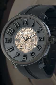 Tendence T0491001 Skeleton Automatic Watch from Watchismo.com