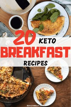 20 Keto Breakfast Recipes for a healthy and energetic day. Check it now! 20 Keto Breakfast Recipes for a healthy and energetic day. Check it now! Paleo Recipes, Asian Recipes, Low Carb Recipes, Delicious Recipes, Crockpot Recipes, Cookie Recipes, Dessert Recipes, Desserts, Foodblogger