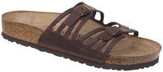 Birkenstock Granada Soft Footbed Women's Two-strap Sandal