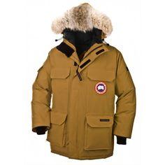 canada goose jakke gul og gratis