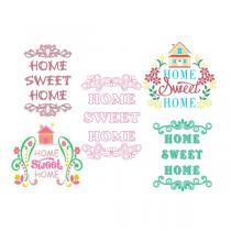 Home Sweet Home SVG Cuttable Designs